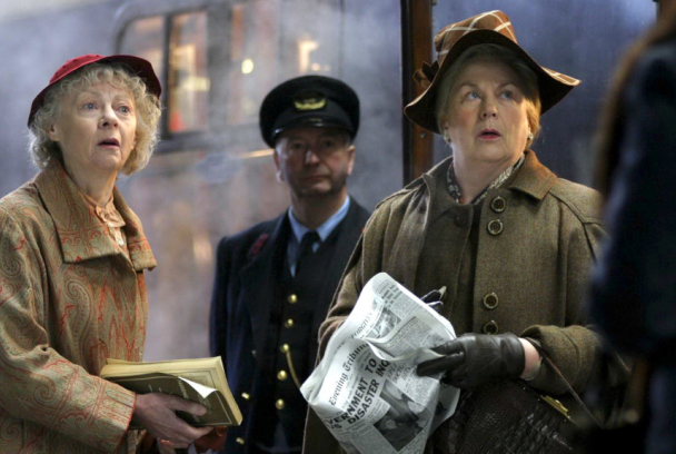 Agatha Christie: Miss Marple. El tren de las 4:50 de Paddington