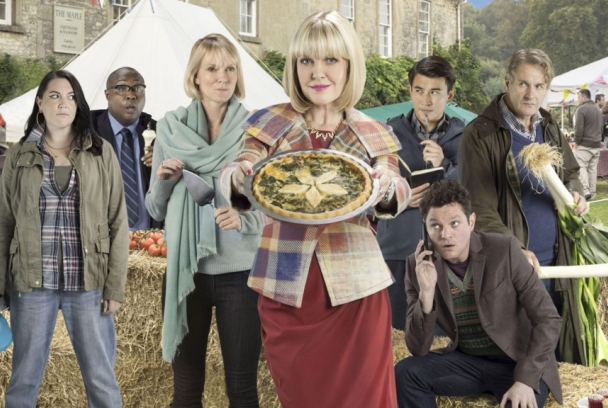 Agatha Raisin y la quiche mortífera