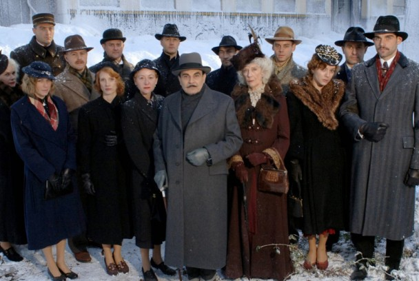 Agatha Christie: Poirot. Asesinato en el Orient Express (incluye Balcony Stories)
