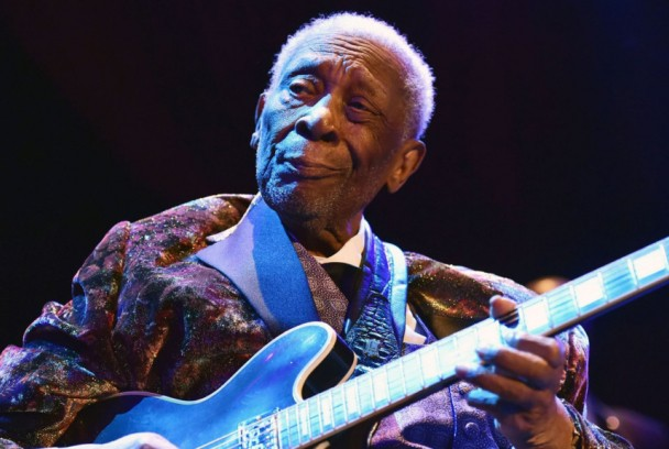 B.B. King on The Road