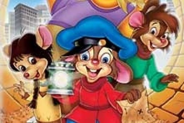 Fievel en Manhattan