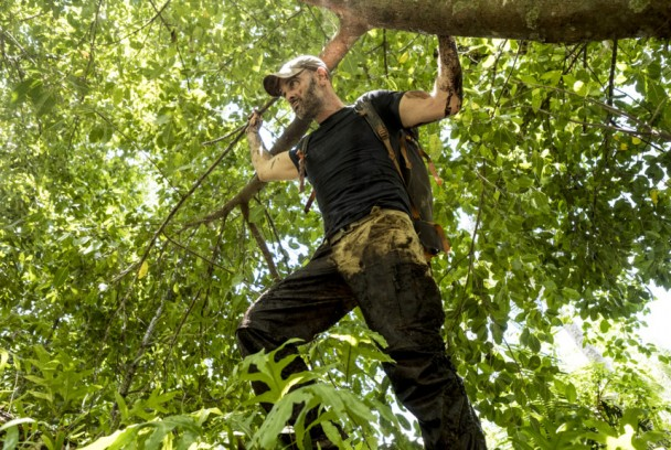Ed Stafford: duelo imposible