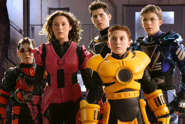Spy Kids 3D. Game Over