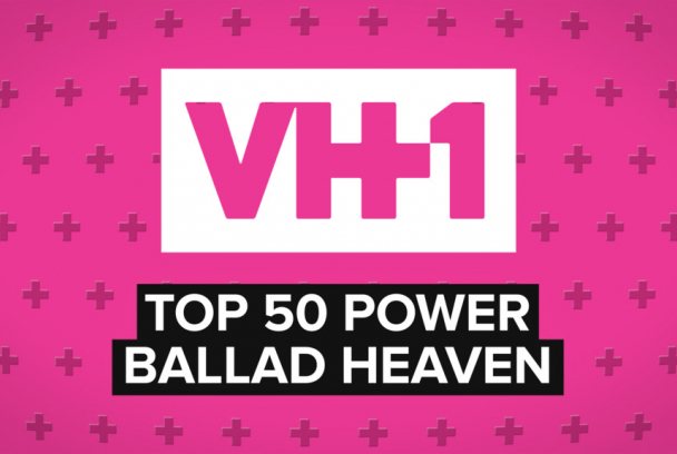 Top 50 Power Ballad Heaven