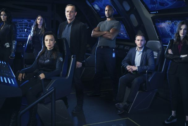 FOXMANÍA: Marvel's Agents of S.H.I.E.L.D. (V.O.S)