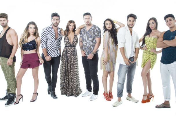 MTV Super Shore (A la italiana)